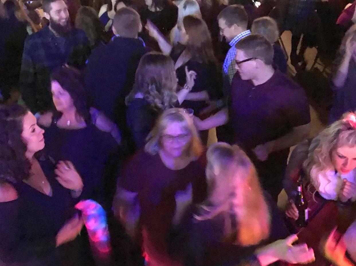 Dance Crowd