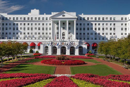 The Greenbrier Hotel & Resort